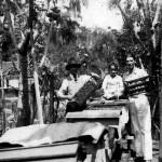 1938 - Apiário São Paulo – Cliente, Eduardo e Luiz Zovaro (irmãos)