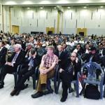 Vista Geral do público na cerimônia de abertura da Apimondia-2015