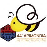 Logo 44 Apimondia