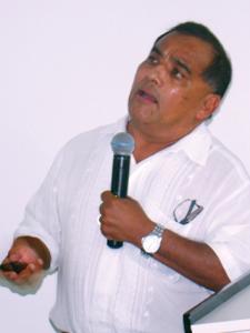 Prof. Dr. Jose Oscar William Vega Bustillos.
